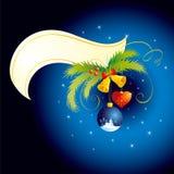 рождество карточки Стоковое Изображение