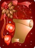 рождество карточки Стоковое Изображение RF