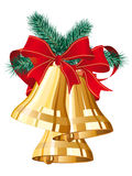 рождество колоколов Стоковая Фотография RF