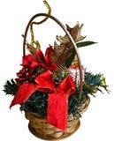 рождество корзины Стоковое фото RF