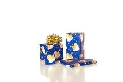 рождество коробки Стоковые Фотографии RF