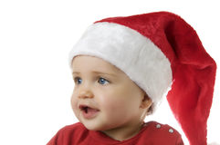 рождество младенца Стоковая Фотография RF