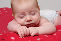 рождество младенца Стоковое Изображение