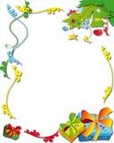 Рождество, Новый Год, вал cristmas, предпосылка иллюстрация вектора
