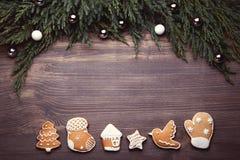 Рождество, Новый Год, предпосылка праздника стоковые фото