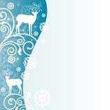 Рождество, Новый Год, предпосылка Стоковые Фото