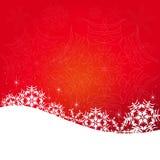 Рождество, Новый Год, предпосылка Стоковая Фотография