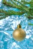рождество орнаментирует вал Стоковые Фото