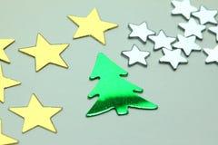 рождество орнаментирует малое Стоковая Фотография RF