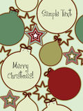 рождество предпосылки безшовное бесплатная иллюстрация