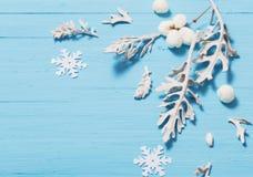 рождество предпосылки красивейшее голубое Стоковое фото RF