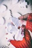 рождество предпосылки красивейшее Стоковые Изображения RF