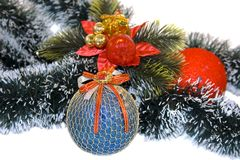 рождество предпосылки Стоковое Фото