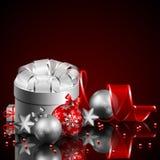 рождество предпосылки Стоковая Фотография RF
