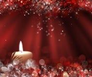Рождество предпосылки, стоковое фото