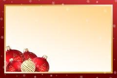 рождество предпосылки Стоковое фото RF