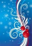 рождество предпосылки Стоковое Изображение RF