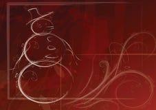 рождество предпосылки Стоковая Фотография