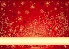 рождество предпосылки Стоковые Фото