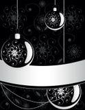 рождество предпосылок Стоковое Изображение