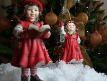 рождество рождественского гимна Стоковая Фотография RF