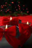 рождество свечки Стоковые Изображения