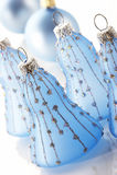 рождество сини колокола Стоковое фото RF