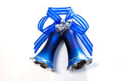 рождество сини колокола Стоковые Изображения