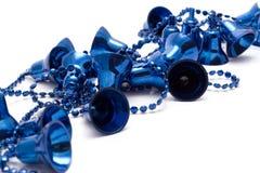 рождество сини колоколов Стоковая Фотография