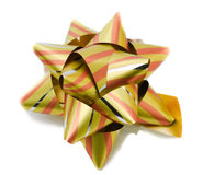 рождество смычка Стоковое фото RF