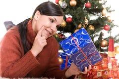 рождество счастливое Стоковые Изображения