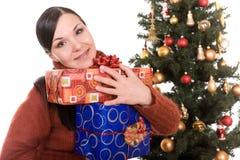 рождество счастливое Стоковые Фото