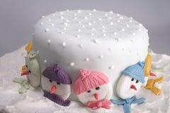 рождество торта Стоковое фото RF