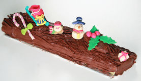 рождество торта Стоковые Фото