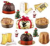рождество торта Стоковая Фотография
