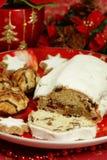 рождество торта Стоковые Изображения RF