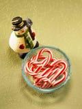 рождество тросточки конфеты Стоковые Фотографии RF