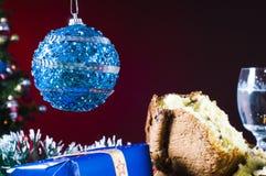 рождество украсило орнамент Стоковое Фото