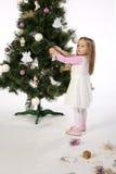 рождество украшая вал Стоковые Фото