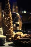 рождество хлебопекарни свежее Стоковые Изображения RF