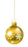 рождество шарика иллюстрация вектора