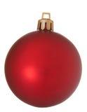 рождество шарика Стоковая Фотография