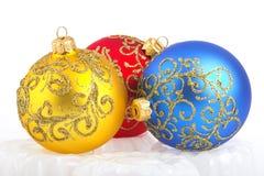 рождество шарика Стоковое Фото