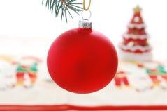 рождество шарика Стоковое Изображение RF