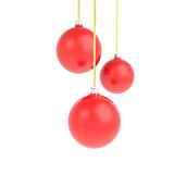 рождество шариков иллюстрация штока