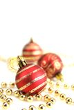 рождество шариков стоковое изображение