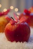 рождество яблок Стоковое Фото