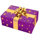 рождество 08 коробок Стоковые Изображения