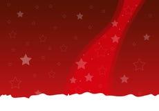 рождество 2 карточек Стоковые Изображения