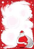 рождество 2008 предпосылки Стоковая Фотография